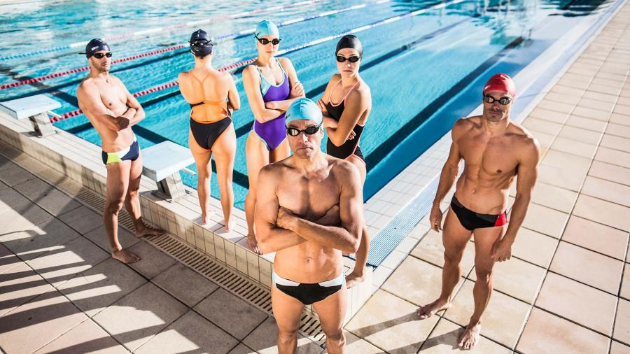 Discover our new Swimming Range!