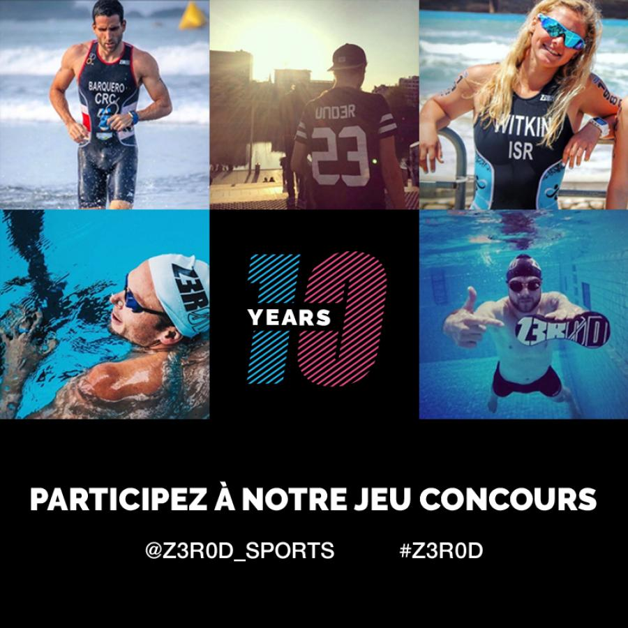 Join our 10Years of Z3R0D Instagram contest!