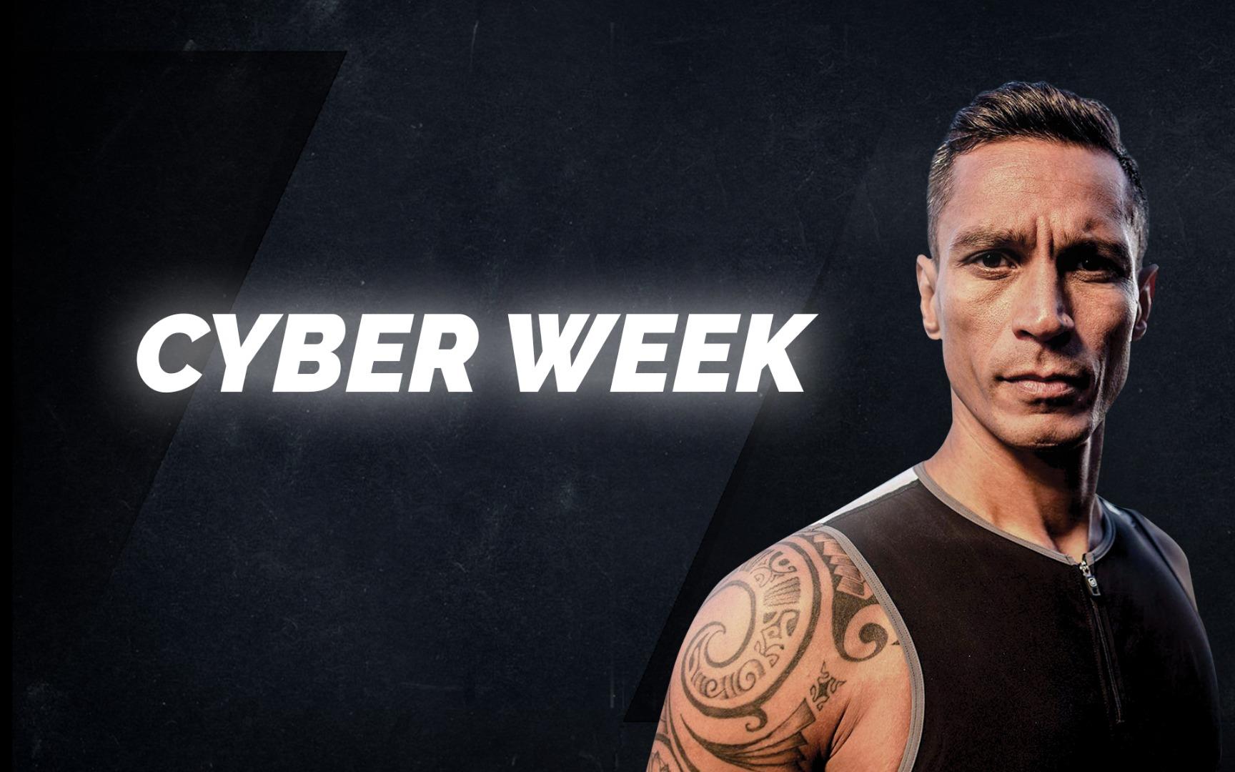 Cyber Week : offres prolongées !