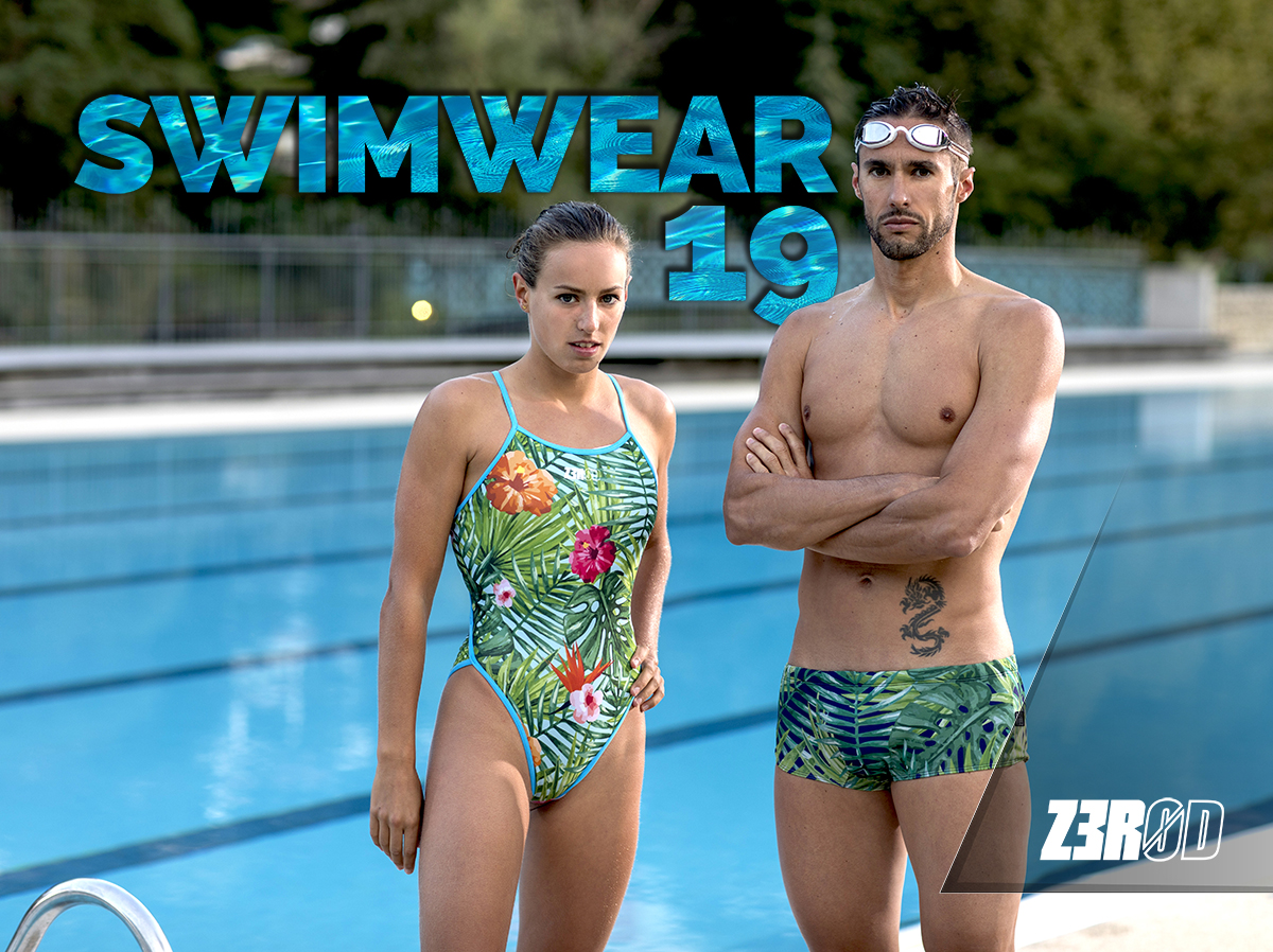 Nouvelle Collection Natation !