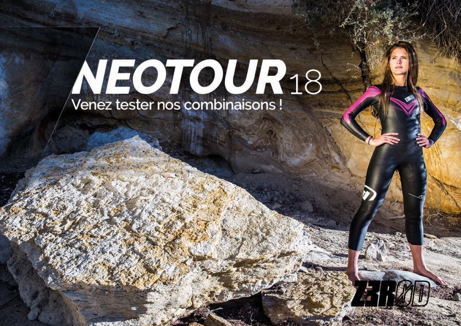 Testez nos combinaisons avec le Neotour !