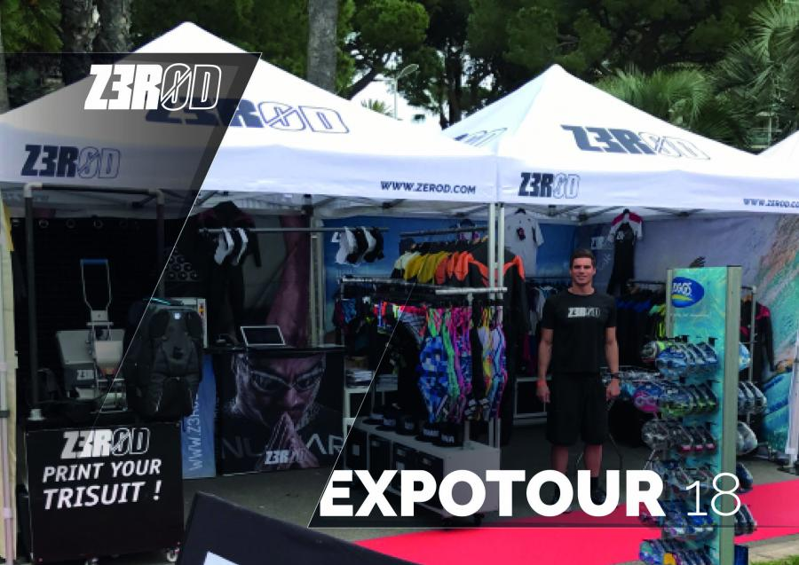 2018 Expotour: meet us on our stages!