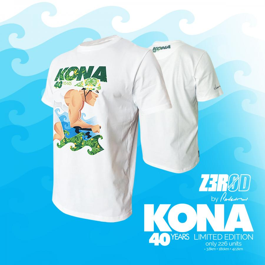 Limited Edition - KONA 40 YEARS!