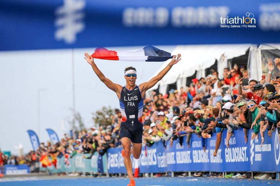 Successful season ending for our French triathletes!