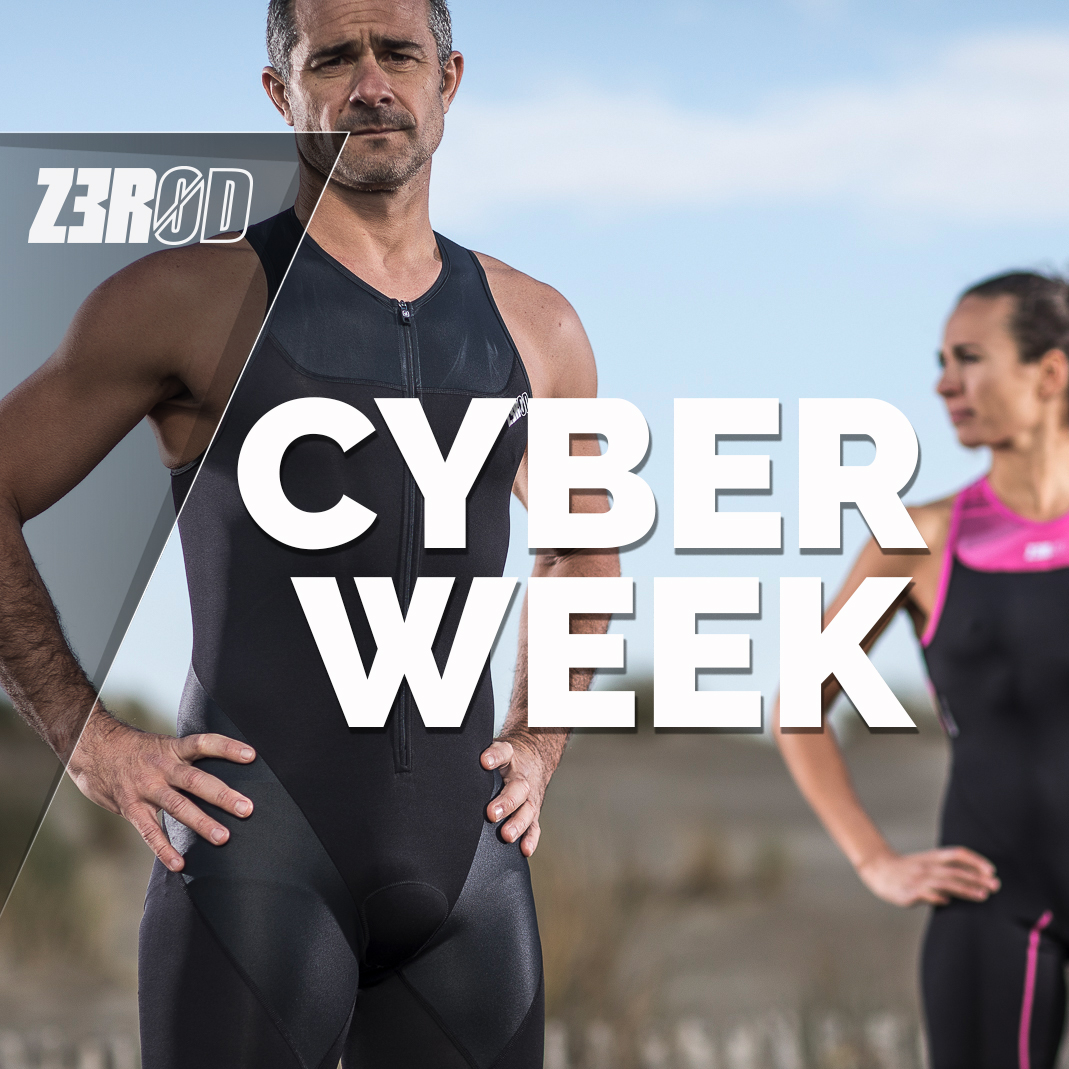 Cyber Week - grab our deals!