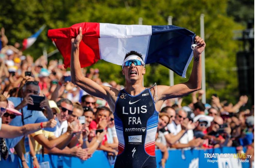 Successful WTS Grand Final for our French triathletes!