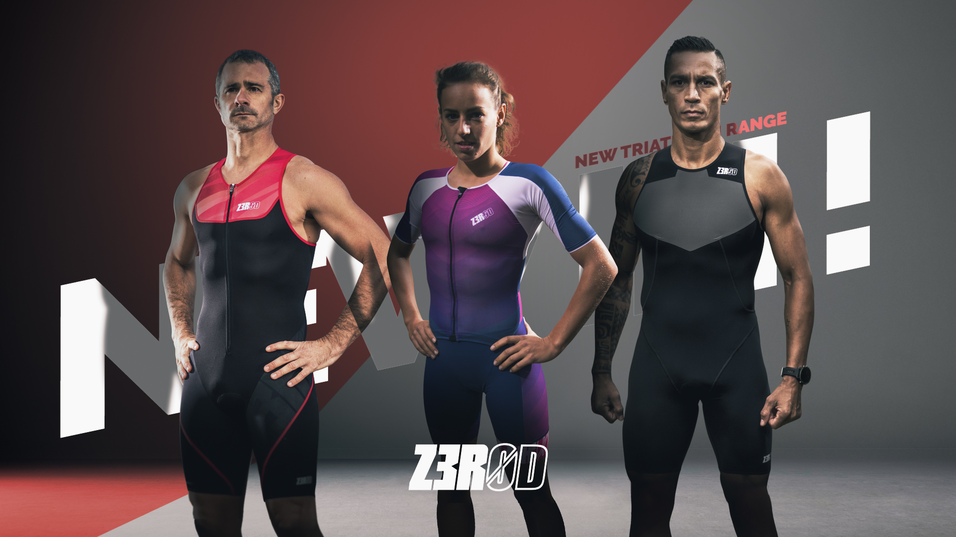 New Triathlon Collection!