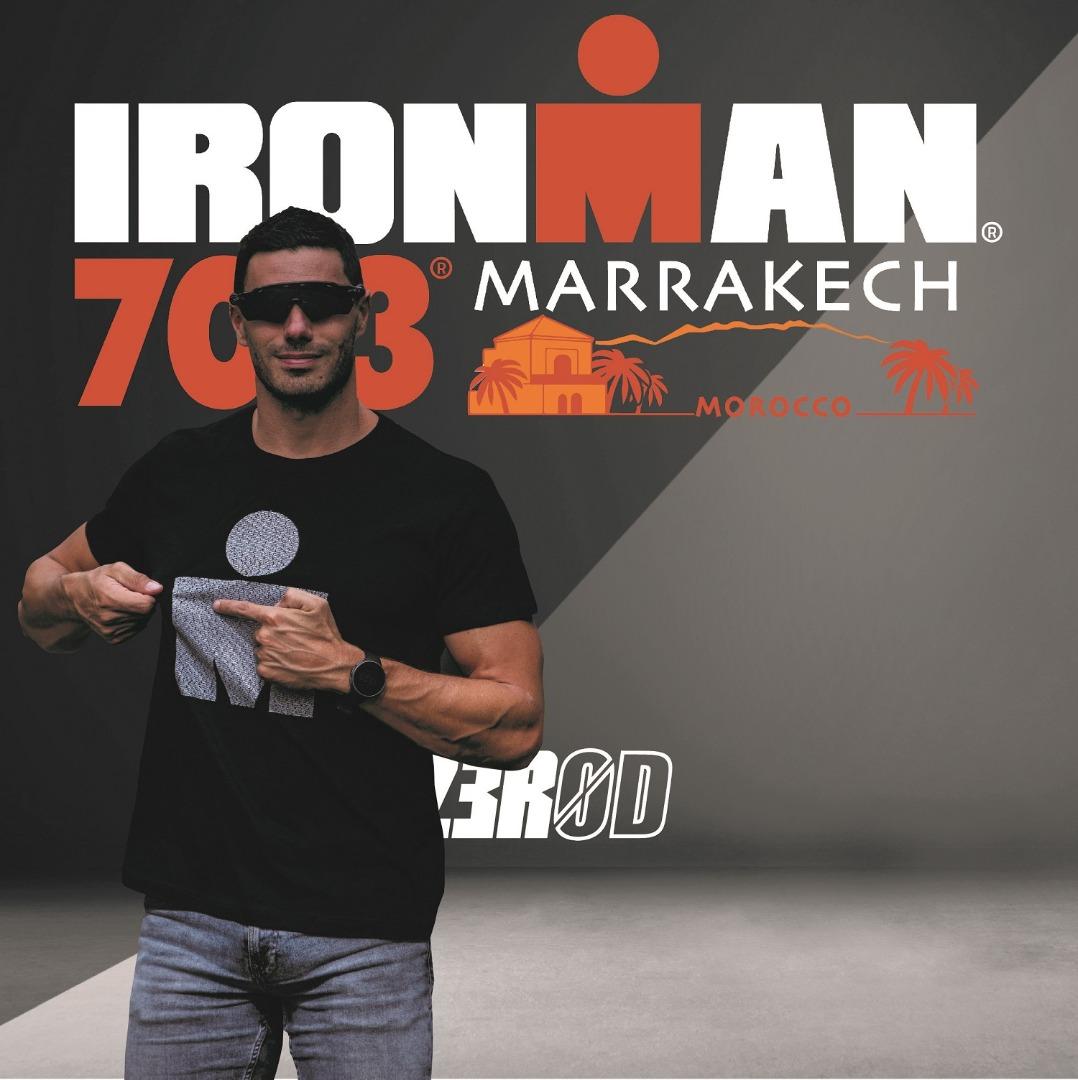 Z3R0D partenaire de l'IM 70.3 Marrakech !