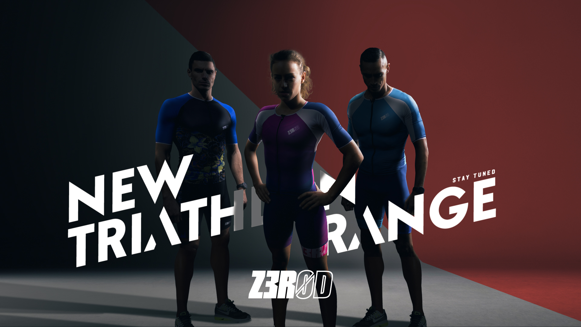 New Triathlon Range coming soon!
