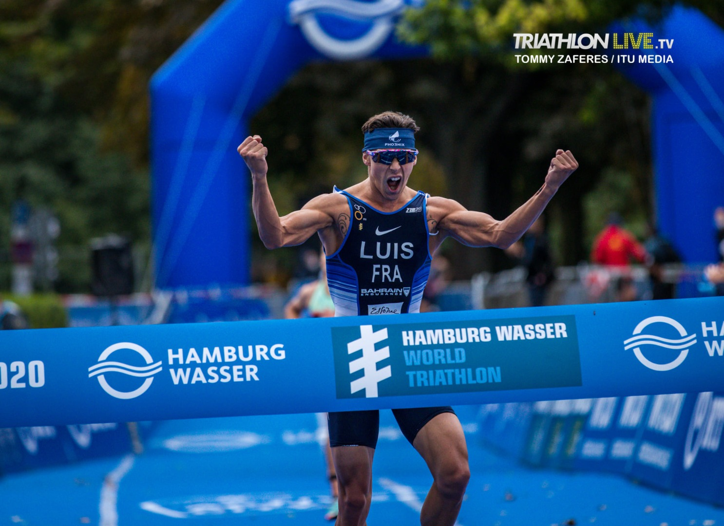 The success of our French triathletes at the World Championship!