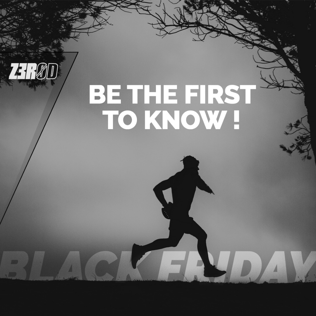 Be the first to know!
