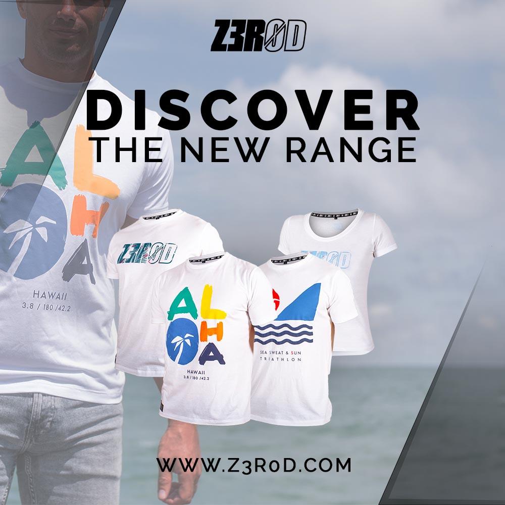 Découvrez les nouveaux t-shirts lifestyle !