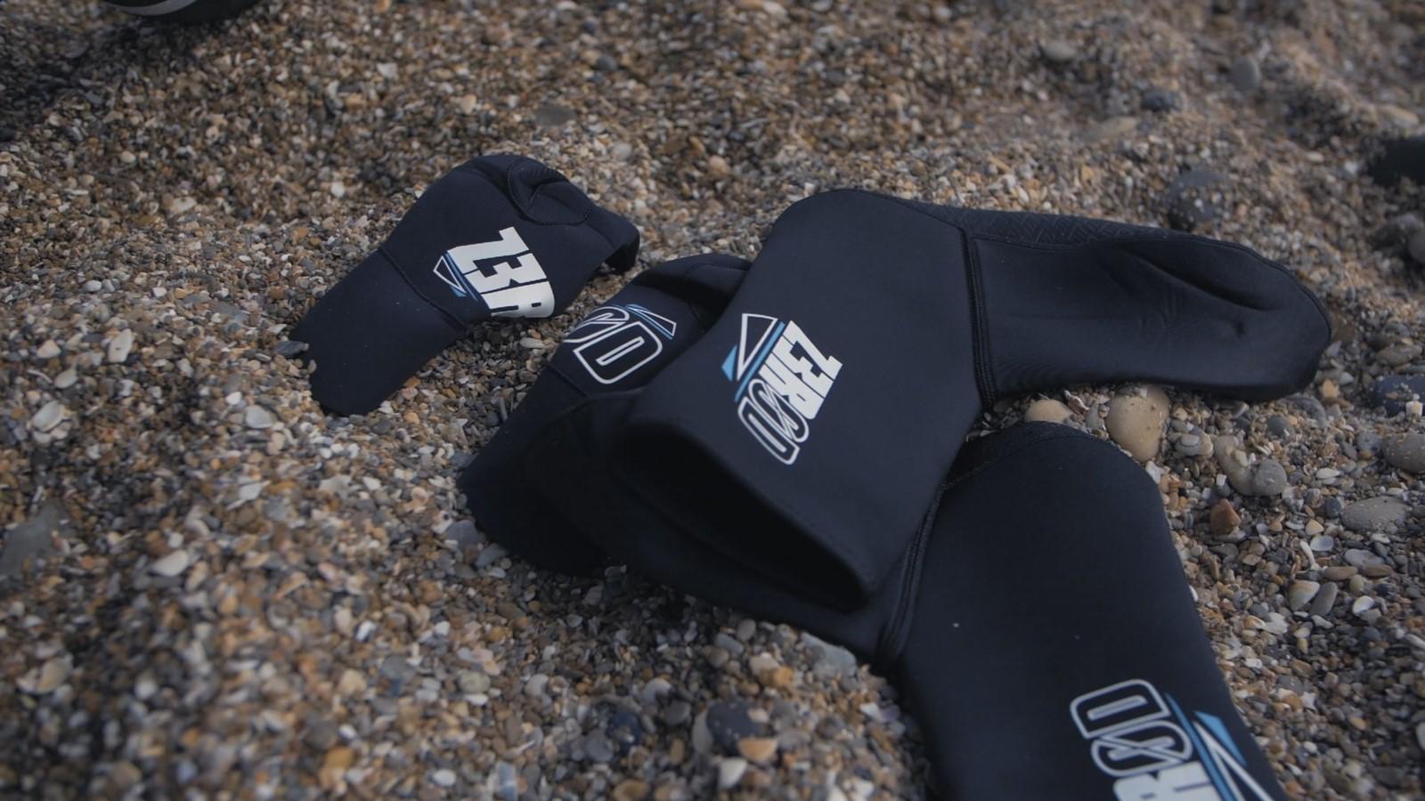 🔙  Back in stock! Open water neoprene accessories