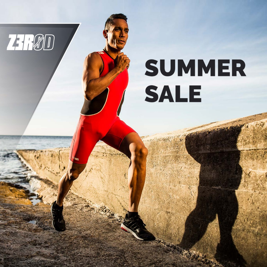 ☀ SUMMER SALE: up to 60% off on a selection of items!