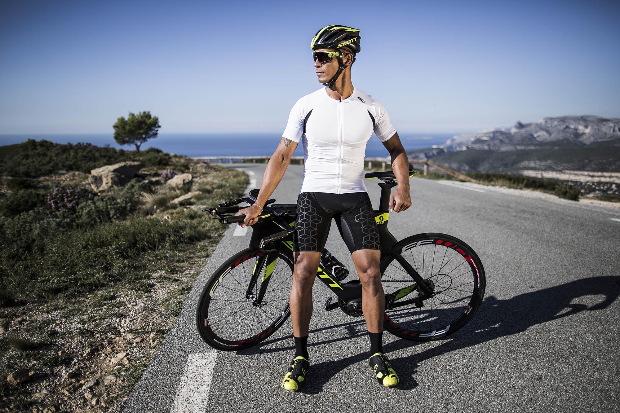 Triathlon - Men - Time Trial