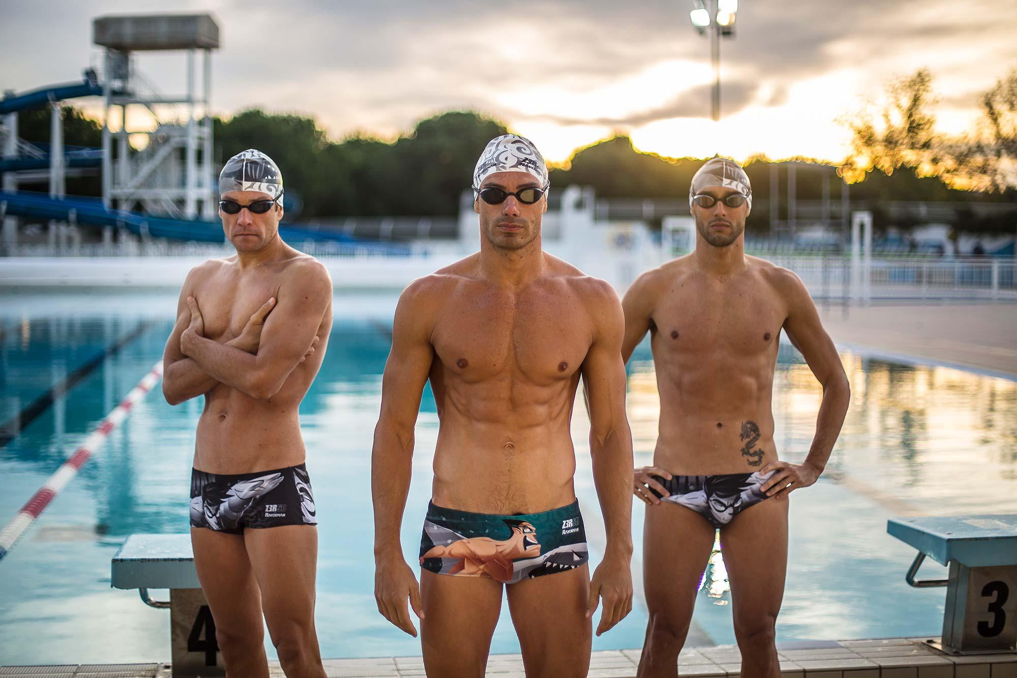 Swimming - Homme - Capsule Ravenman