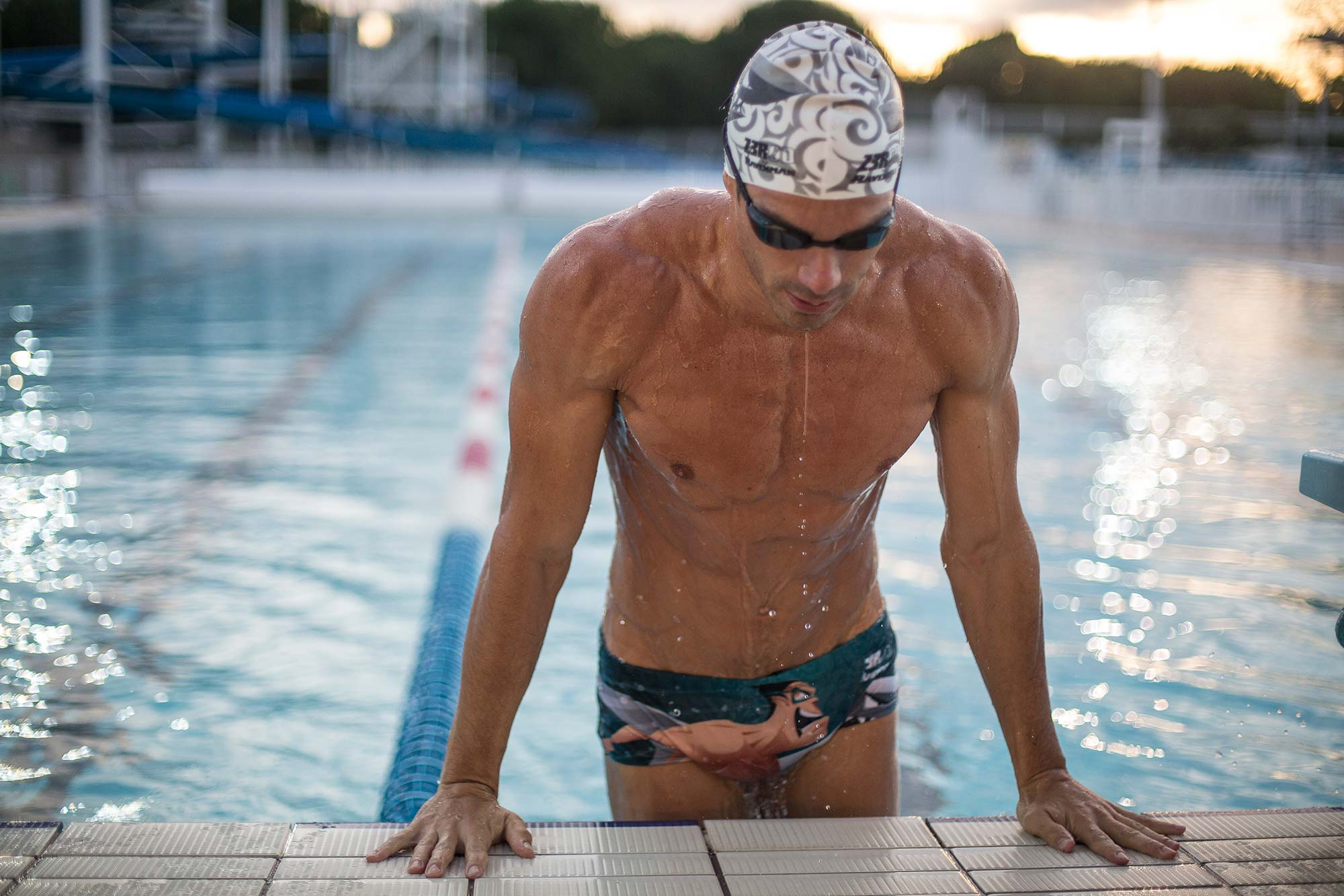 Swimming - Men - RAVENMAN CAPSULE