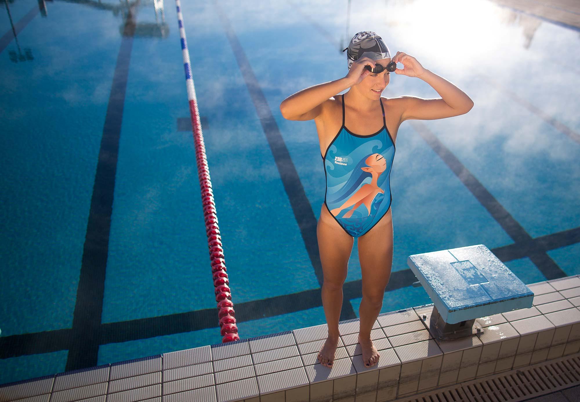 Swimming - Femme - CAPSULE RAVENMAN