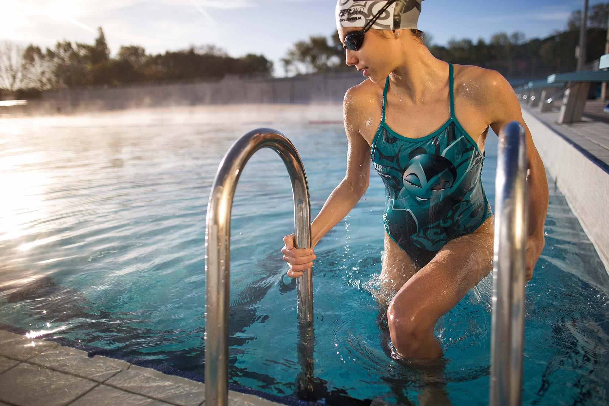 Swimming - Women - RAVENMAN CAPSULE