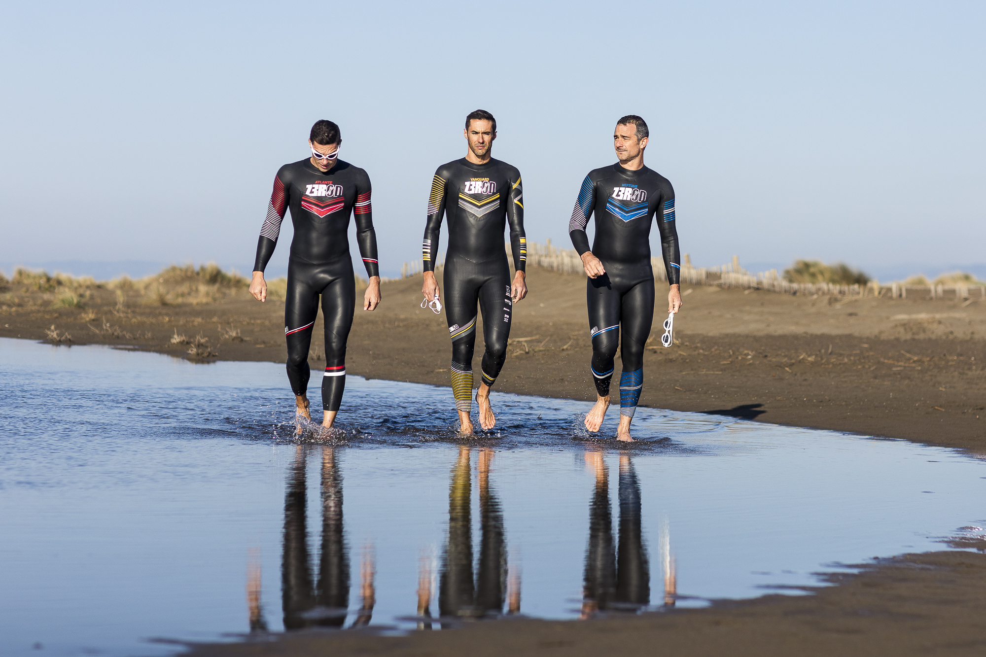 Wetsuits - Men