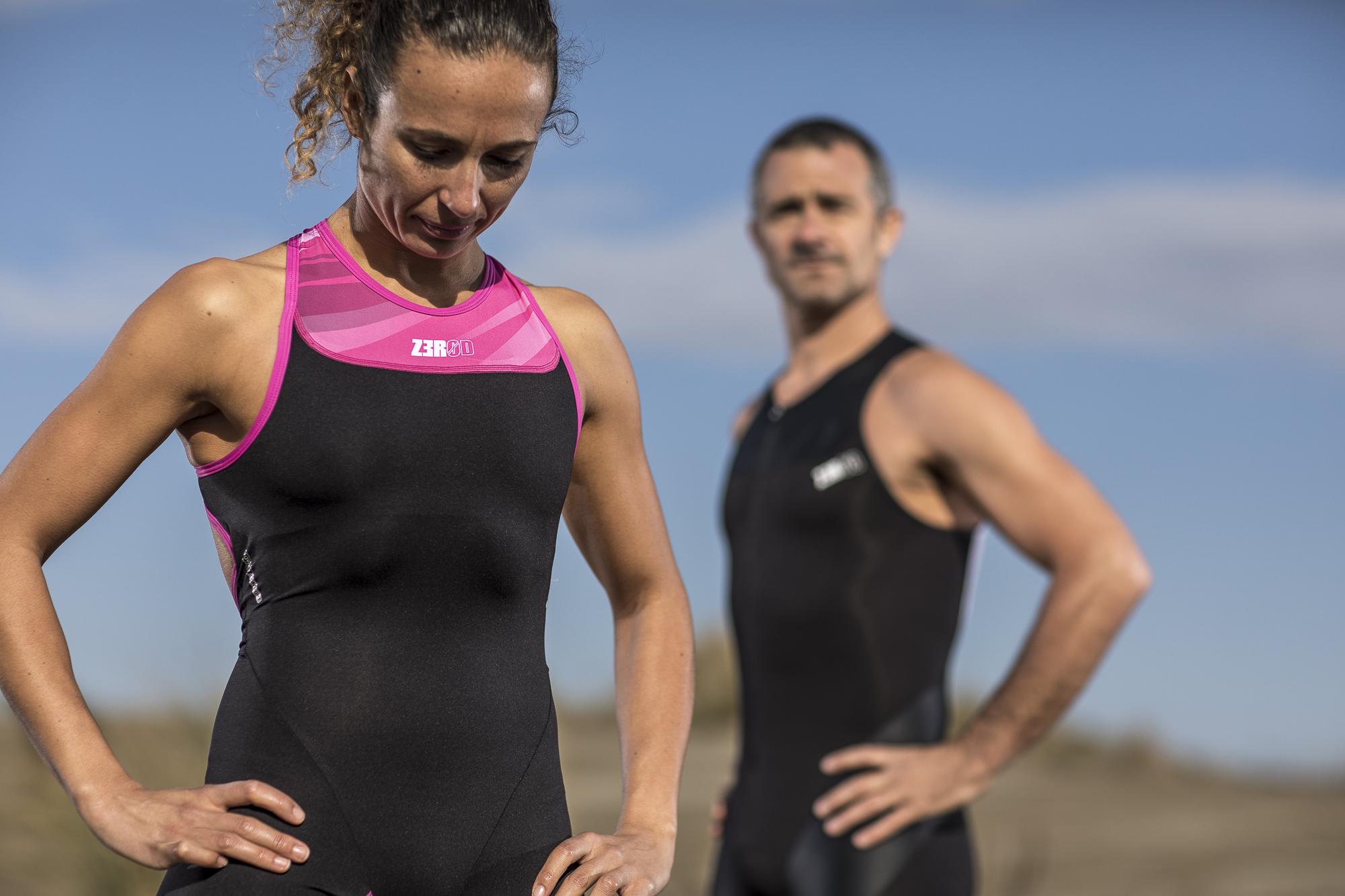 Triathlon - Femme - Trifonctions