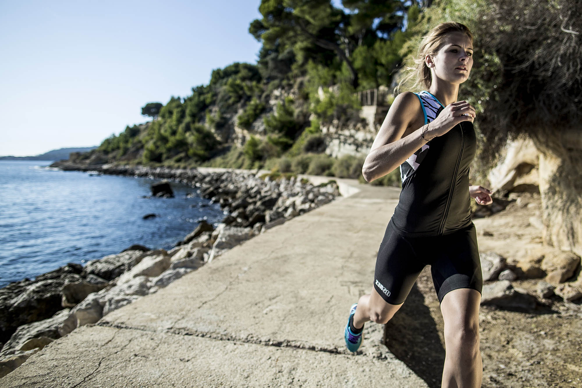 Triathlon - Femme - uSHORT & uSINGLET