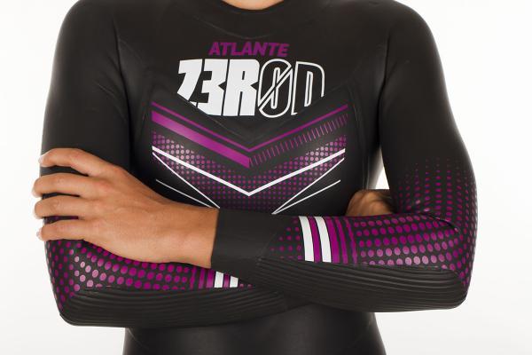 Combinaison néoprène triathlon Atlante femme | Z3R0D