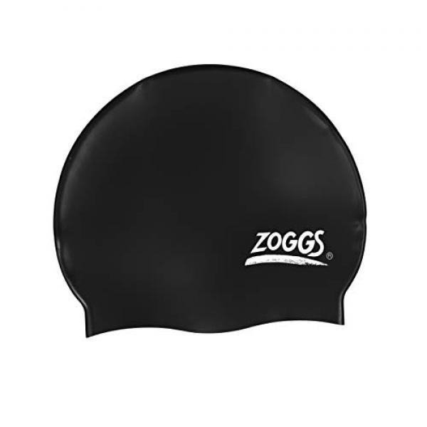 SILICONE CAP BLACK