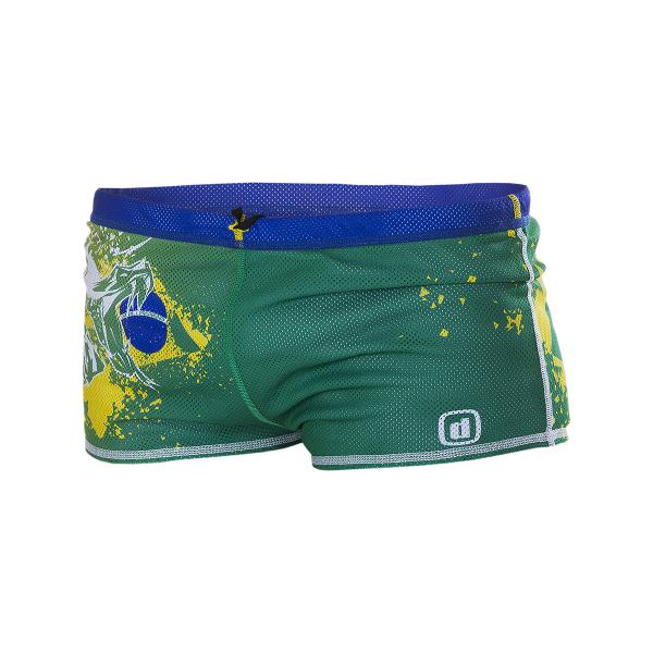 NATIONAL PRIDE DRAGSHORTS