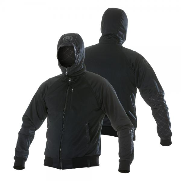 HOODED TECH JACKET