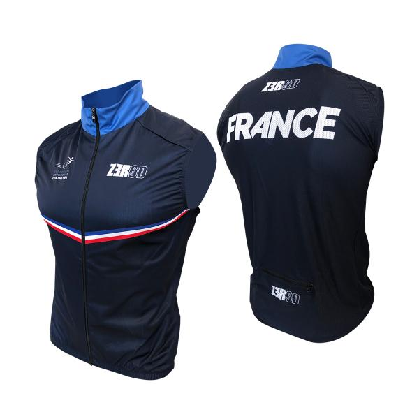 GILET COUPE-VENT FRANCE