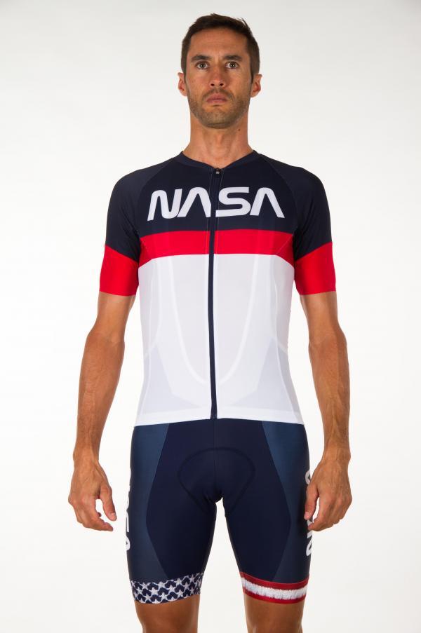 NASA MAN CYCLING JERSEY