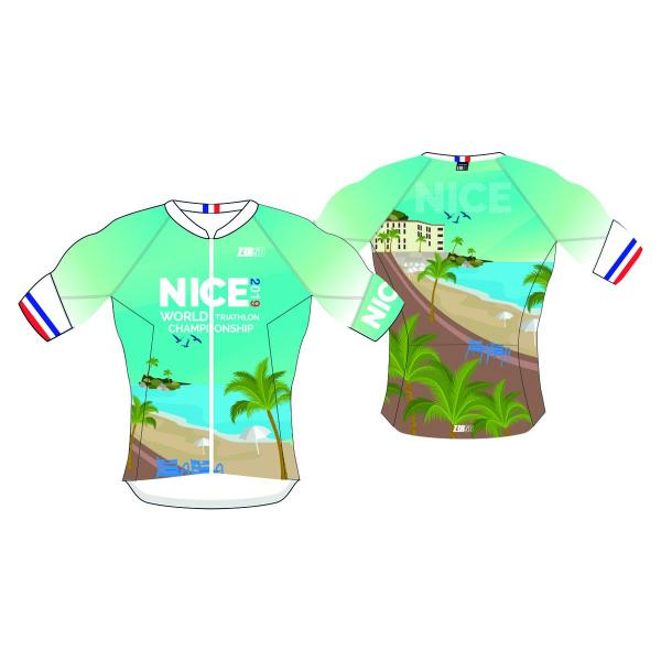 CYCLING JERSEY MAN NICE 2019