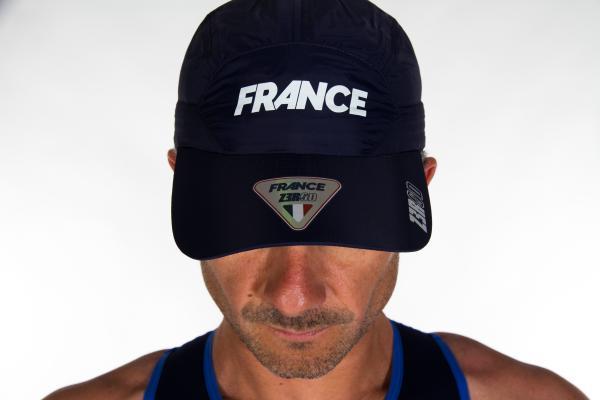 CASQUETTE RUNNING FRANCE