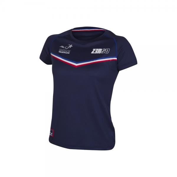 RUNNING T-SHIRTS WOMAN FRANCE
