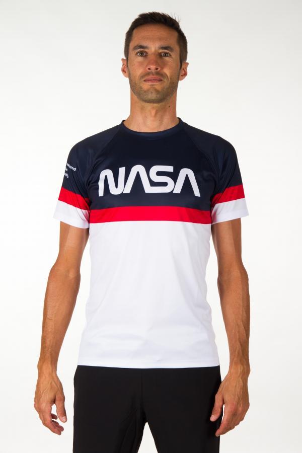 MAN NASA RUNNING T-SHIRTS
