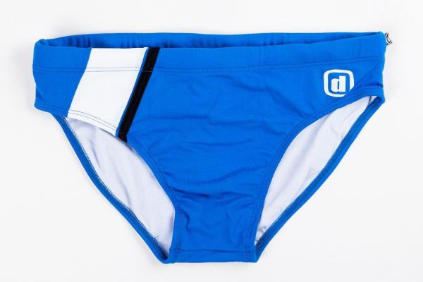 TRAINING BRIEF BLUE WHITE