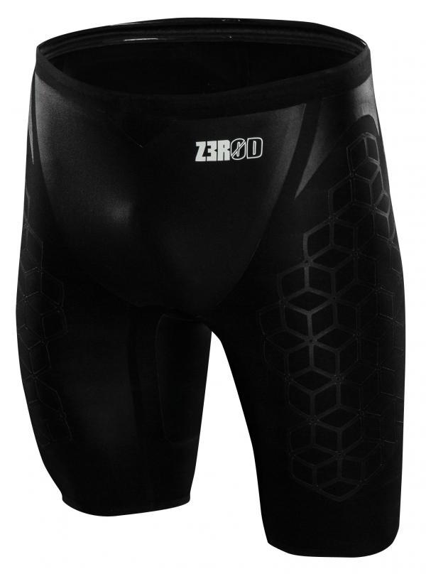 Z3R0D - SHORT DE COMPRESSION NOIR