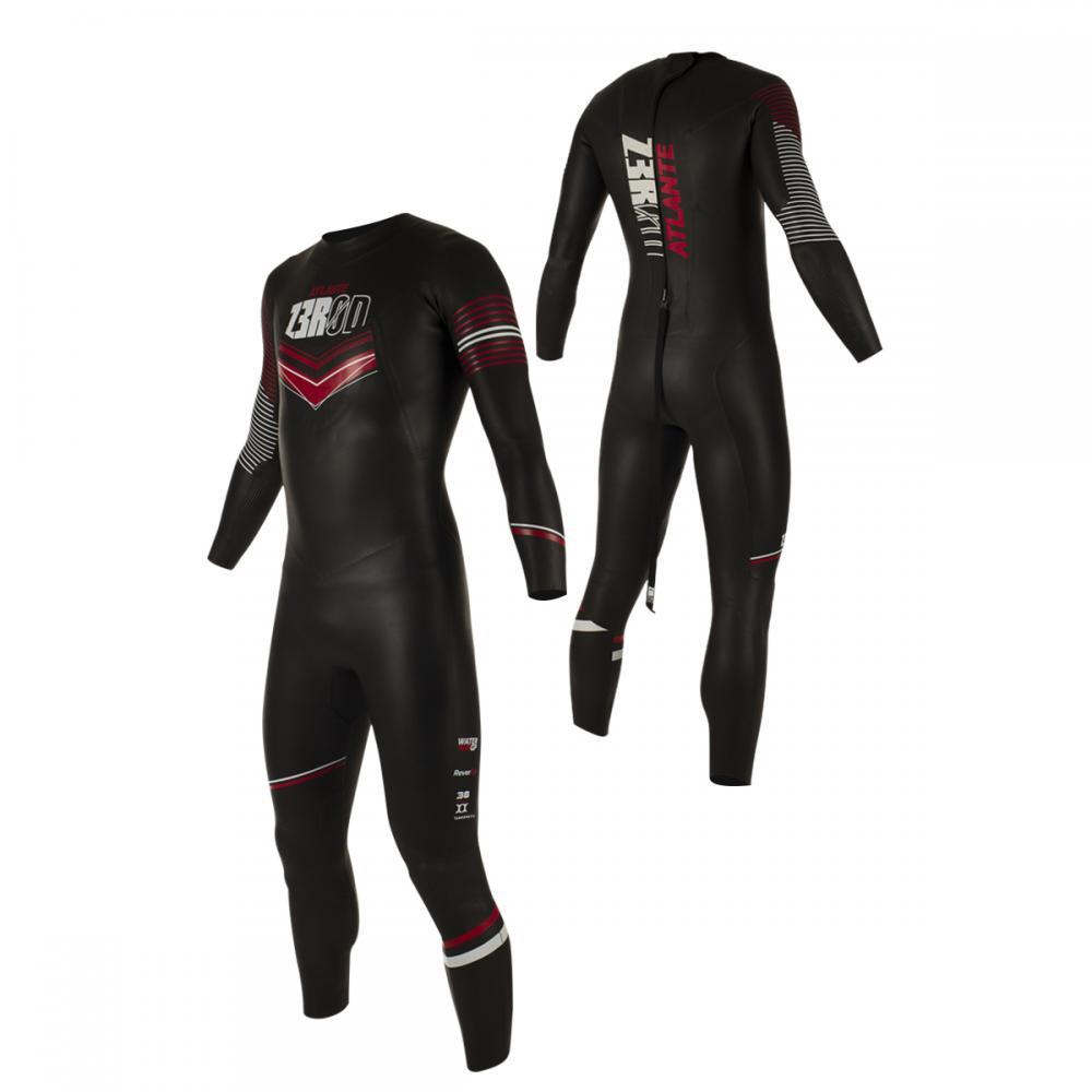 grossiste 54f41 543f4 Z3R0D – Atlante triathlon wetsuit man for beginner triathletes